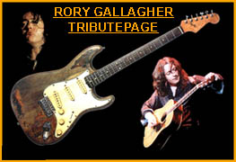 Rory Gallagher Tributelogo